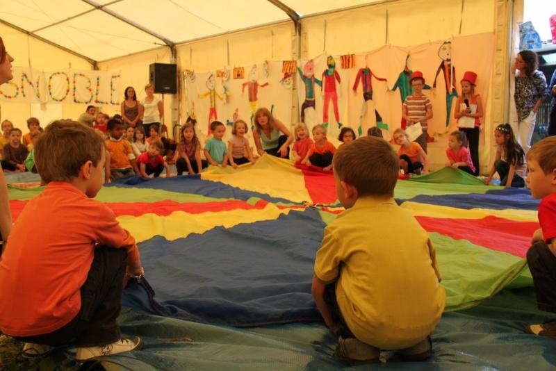 cirque - Le Cirque Du Vignoble à Wangen le samedi 25 juin 2011 à 10h30 03410