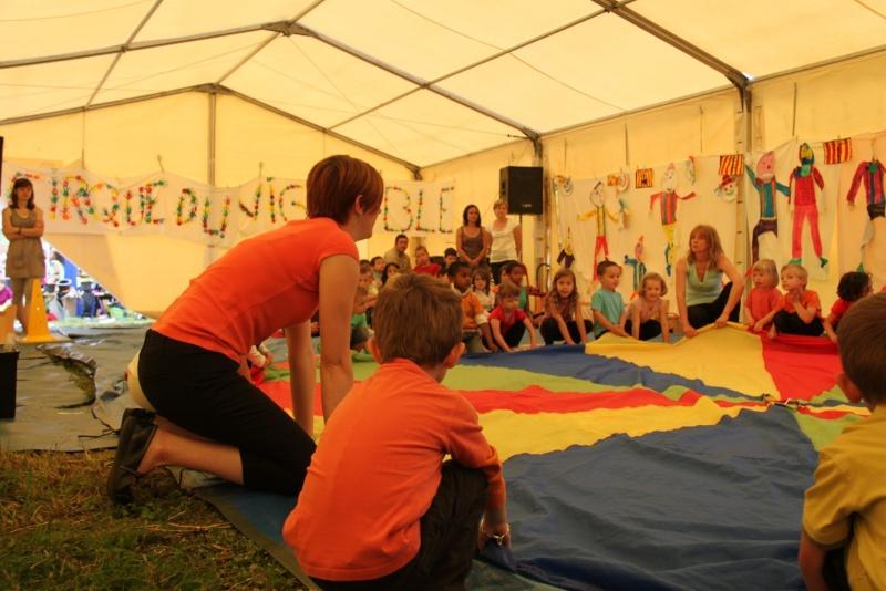 cirque - Le Cirque Du Vignoble à Wangen le samedi 25 juin 2011 à 10h30 03610