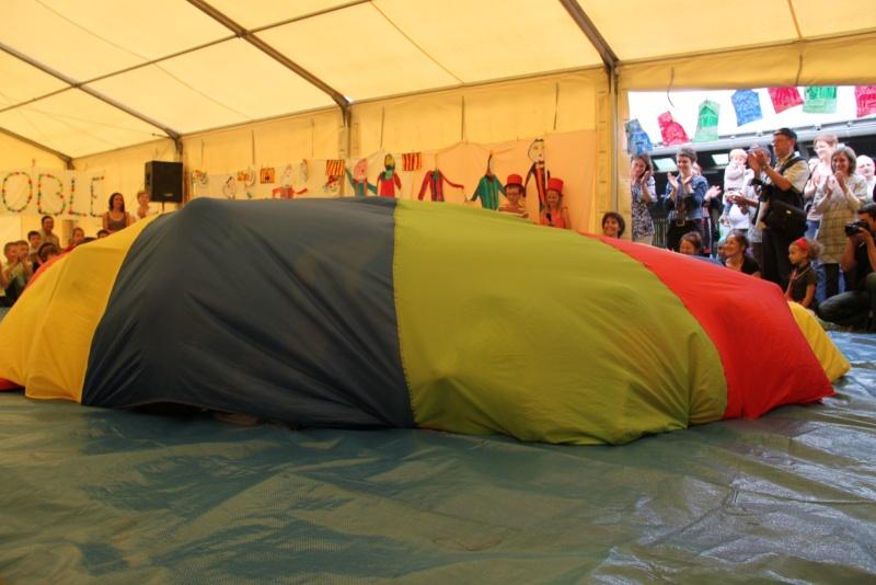 cirque - Le Cirque Du Vignoble à Wangen le samedi 25 juin 2011 à 10h30 04810