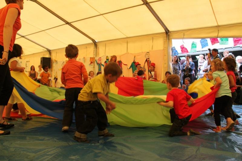 cirque - Le Cirque Du Vignoble à Wangen le samedi 25 juin 2011 à 10h30 05010