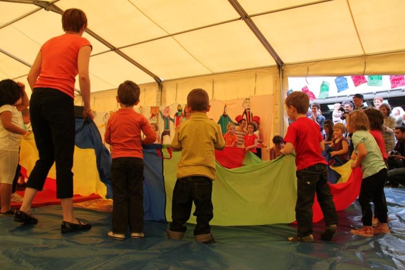 cirque - Le Cirque Du Vignoble à Wangen le samedi 25 juin 2011 à 10h30 05111