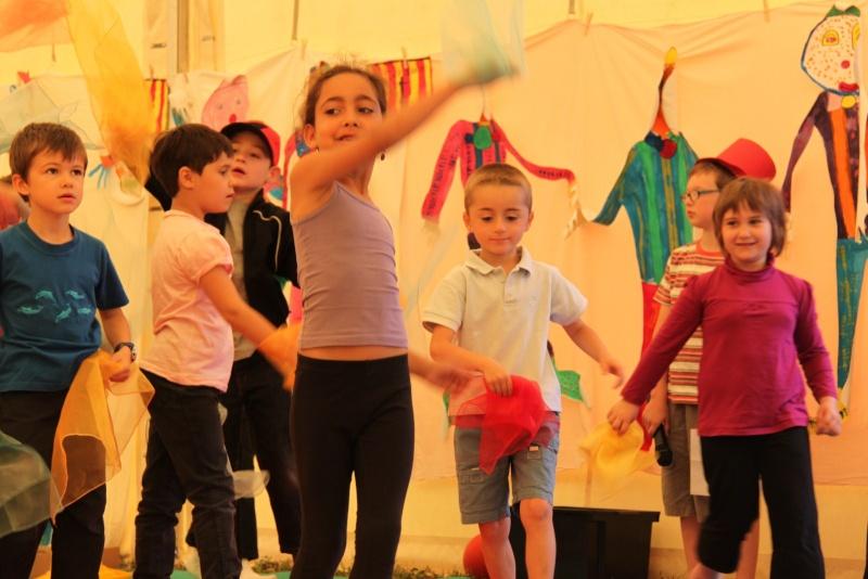 cirque - Le Cirque Du Vignoble à Wangen le samedi 25 juin 2011 à 10h30 07110