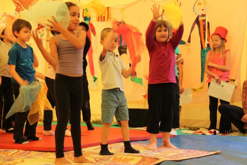 cirque - Le Cirque Du Vignoble à Wangen le samedi 25 juin 2011 à 10h30 07210