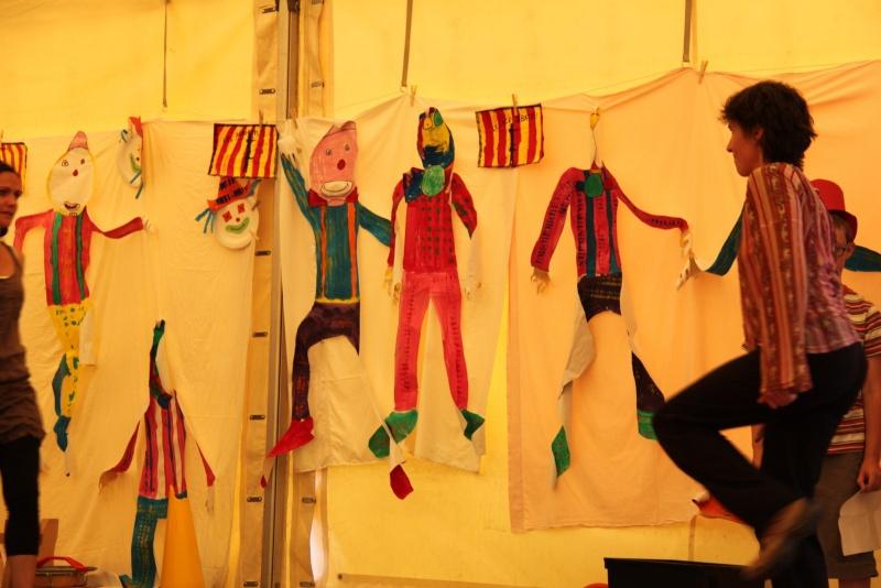 cirque - Le Cirque Du Vignoble à Wangen le samedi 25 juin 2011 à 10h30 10910