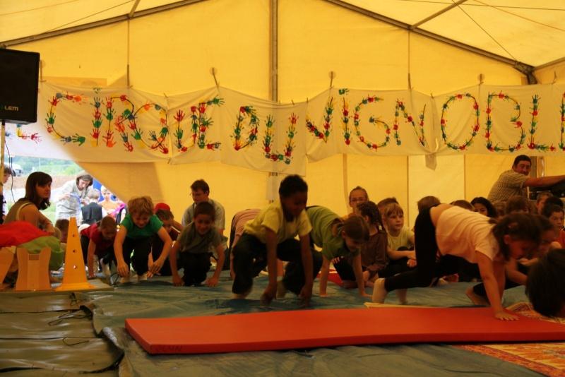 cirque - Le Cirque Du Vignoble à Wangen le samedi 25 juin 2011 à 10h30 12510