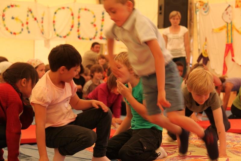 cirque - Le Cirque Du Vignoble à Wangen le samedi 25 juin 2011 à 10h30 12610