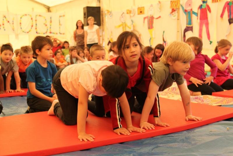 cirque - Le Cirque Du Vignoble à Wangen le samedi 25 juin 2011 à 10h30 13010