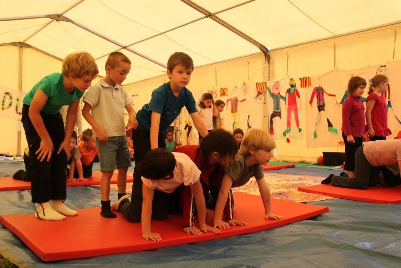 cirque - Le Cirque Du Vignoble à Wangen le samedi 25 juin 2011 à 10h30 13312