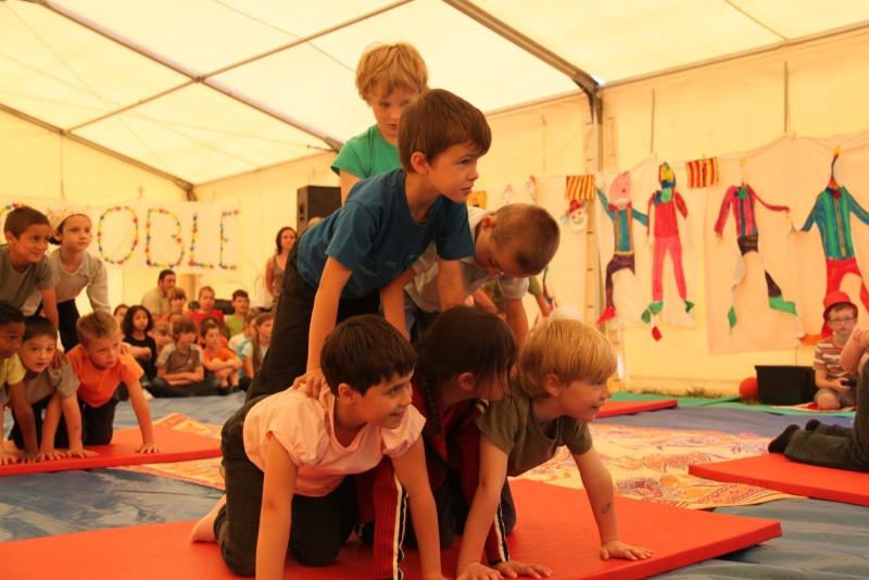 cirque - Le Cirque Du Vignoble à Wangen le samedi 25 juin 2011 à 10h30 13410