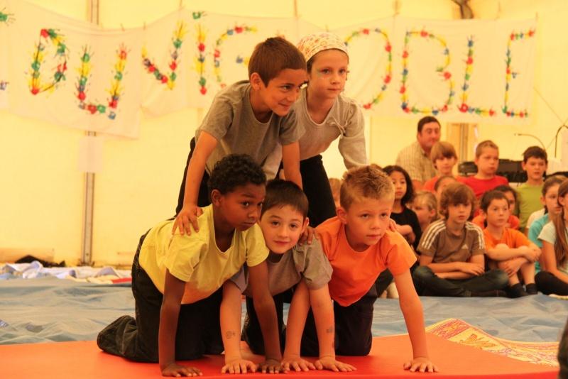 cirque - Le Cirque Du Vignoble à Wangen le samedi 25 juin 2011 à 10h30 13511