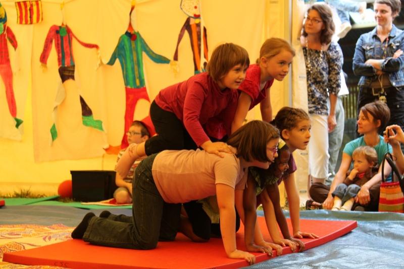 cirque - Le Cirque Du Vignoble à Wangen le samedi 25 juin 2011 à 10h30 13610
