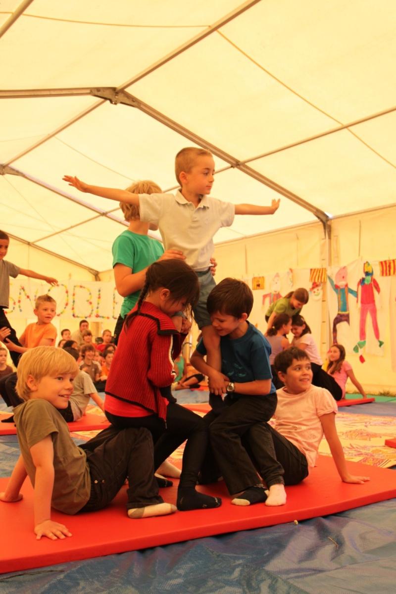 cirque - Le Cirque Du Vignoble à Wangen le samedi 25 juin 2011 à 10h30 14510