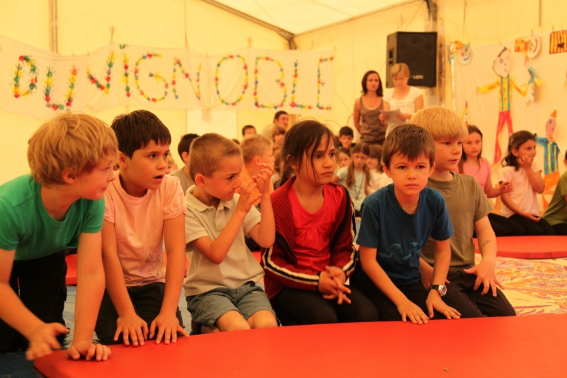 cirque - Le Cirque Du Vignoble à Wangen le samedi 25 juin 2011 à 10h30 14810