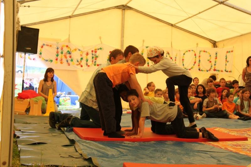 cirque - Le Cirque Du Vignoble à Wangen le samedi 25 juin 2011 à 10h30 15410
