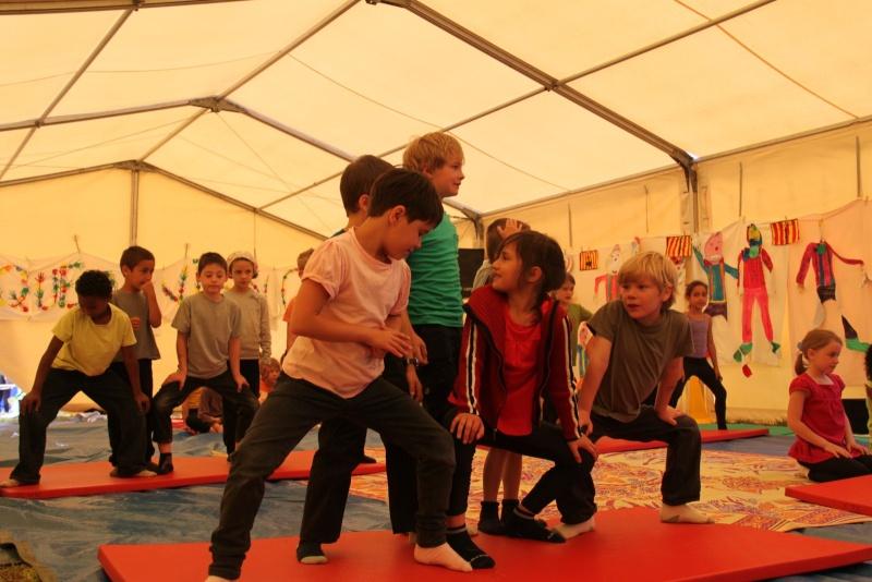 cirque - Le Cirque Du Vignoble à Wangen le samedi 25 juin 2011 à 10h30 15510