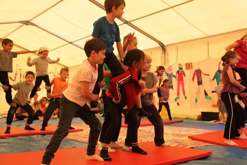 cirque - Le Cirque Du Vignoble à Wangen le samedi 25 juin 2011 à 10h30 15910