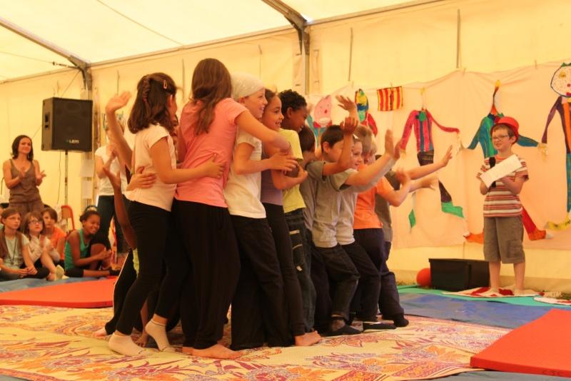 cirque - Le Cirque Du Vignoble à Wangen le samedi 25 juin 2011 à 10h30 16810