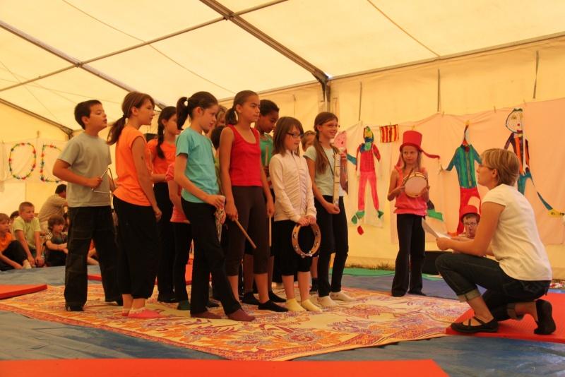 cirque - Le Cirque Du Vignoble à Wangen le samedi 25 juin 2011 à 10h30 17010