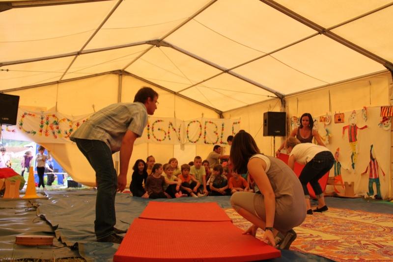 cirque - Le Cirque Du Vignoble à Wangen le samedi 25 juin 2011 à 10h30 18010