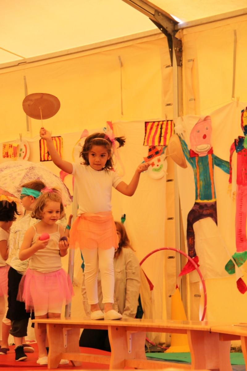 cirque - Le Cirque Du Vignoble à Wangen le samedi 25 juin 2011 à 10h30 19410