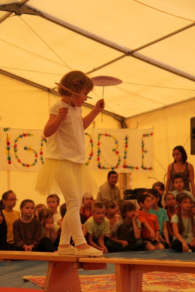 cirque - Le Cirque Du Vignoble à Wangen le samedi 25 juin 2011 à 10h30 19610