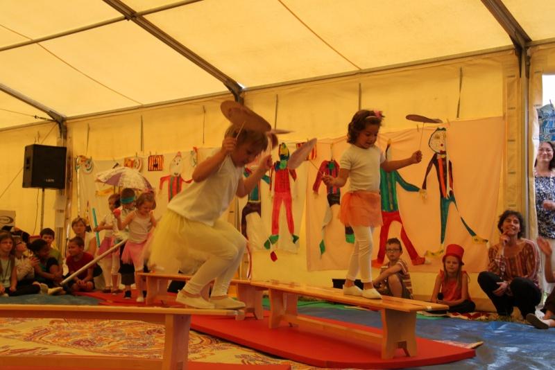 cirque - Le Cirque Du Vignoble à Wangen le samedi 25 juin 2011 à 10h30 20210