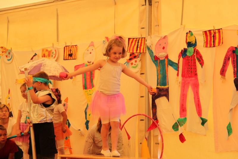 cirque - Le Cirque Du Vignoble à Wangen le samedi 25 juin 2011 à 10h30 20310