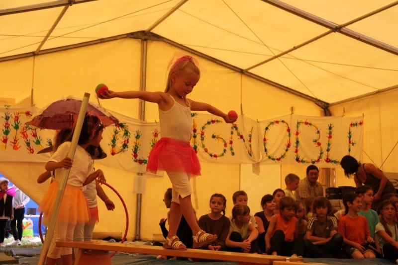 cirque - Le Cirque Du Vignoble à Wangen le samedi 25 juin 2011 à 10h30 20510