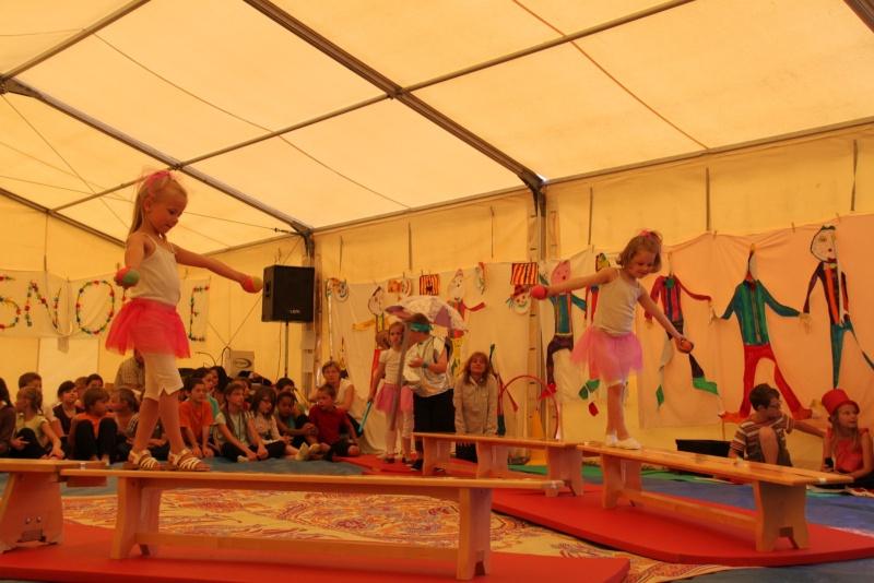 cirque - Le Cirque Du Vignoble à Wangen le samedi 25 juin 2011 à 10h30 20610