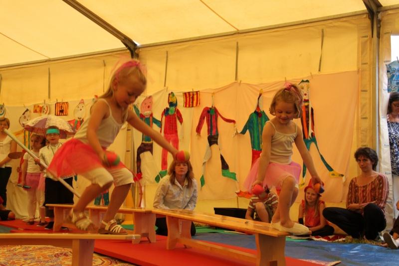 cirque - Le Cirque Du Vignoble à Wangen le samedi 25 juin 2011 à 10h30 20810