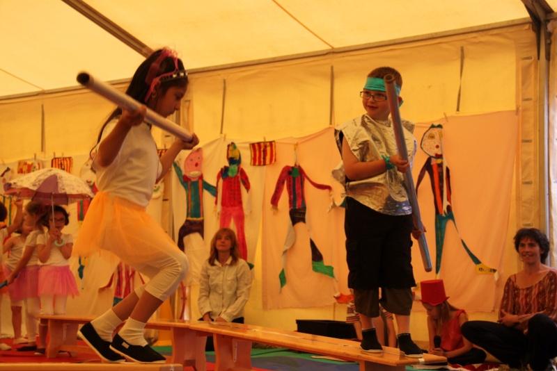 cirque - Le Cirque Du Vignoble à Wangen le samedi 25 juin 2011 à 10h30 21110
