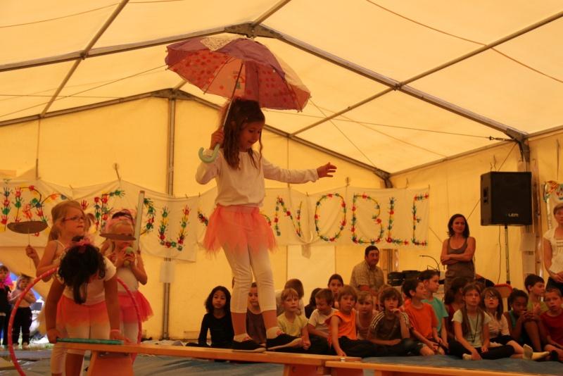 cirque - Le Cirque Du Vignoble à Wangen le samedi 25 juin 2011 à 10h30 21210