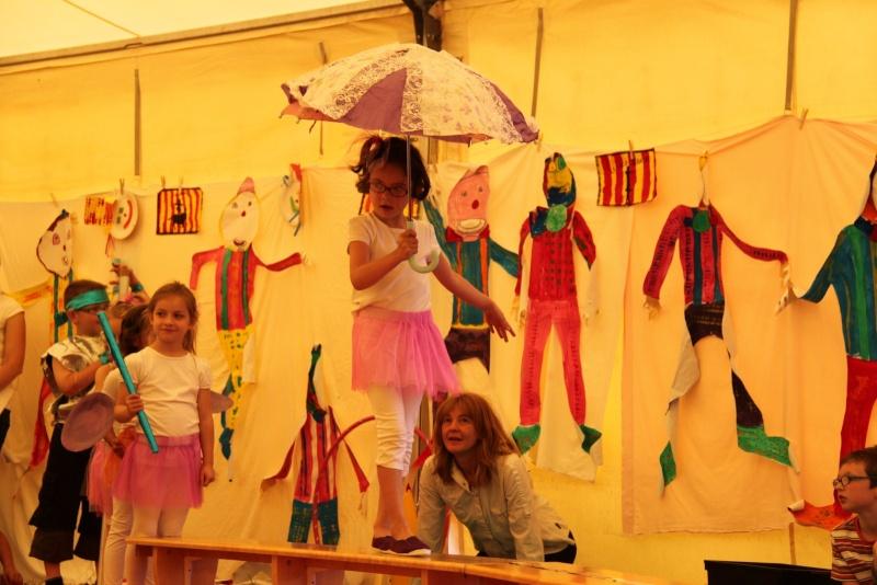 cirque - Le Cirque Du Vignoble à Wangen le samedi 25 juin 2011 à 10h30 21310