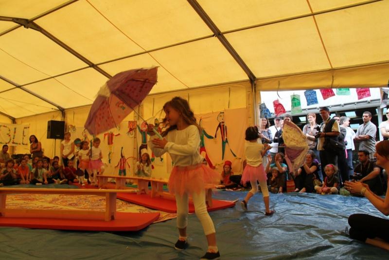 cirque - Le Cirque Du Vignoble à Wangen le samedi 25 juin 2011 à 10h30 21410