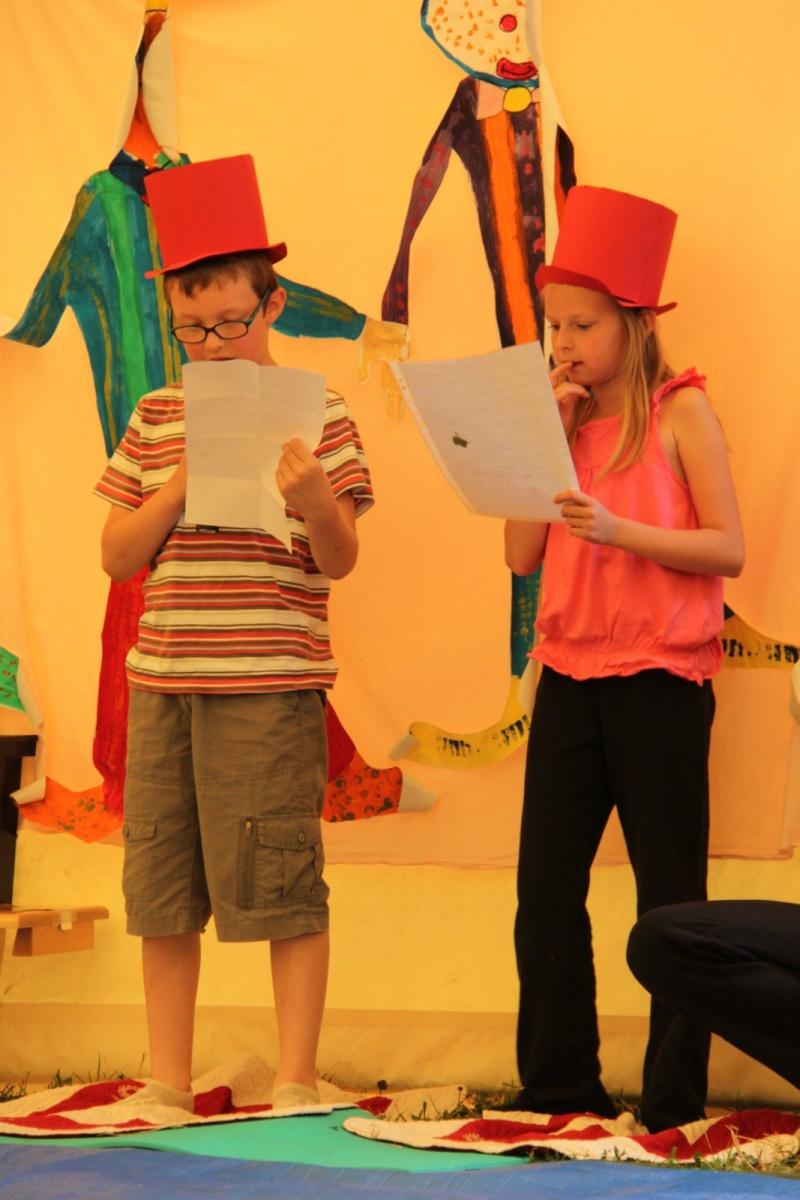 cirque - Le Cirque Du Vignoble à Wangen le samedi 25 juin 2011 à 10h30 23110