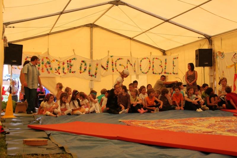 cirque - Le Cirque Du Vignoble à Wangen le samedi 25 juin 2011 à 10h30 23210