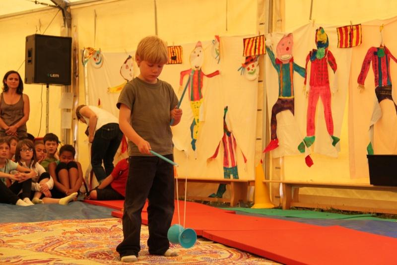 cirque - Le Cirque Du Vignoble à Wangen le samedi 25 juin 2011 à 10h30 23510