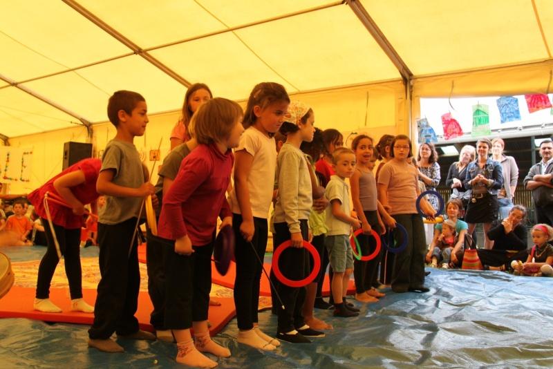 cirque - Le Cirque Du Vignoble à Wangen le samedi 25 juin 2011 à 10h30 24410