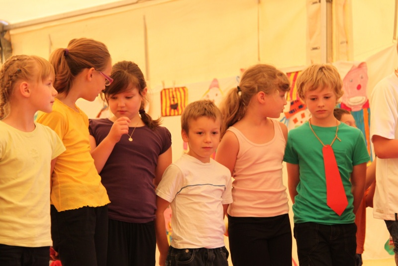 cirque - Le Cirque Du Vignoble à Wangen le samedi 25 juin 2011 à 10h30 24610
