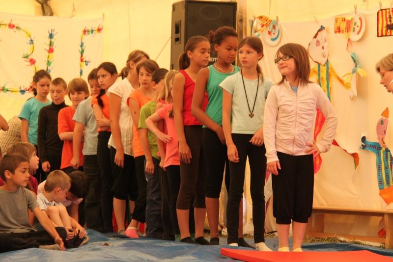 cirque - Le Cirque Du Vignoble à Wangen le samedi 25 juin 2011 à 10h30 25510
