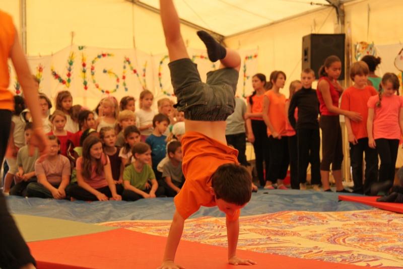 cirque - Le Cirque Du Vignoble à Wangen le samedi 25 juin 2011 à 10h30 26810