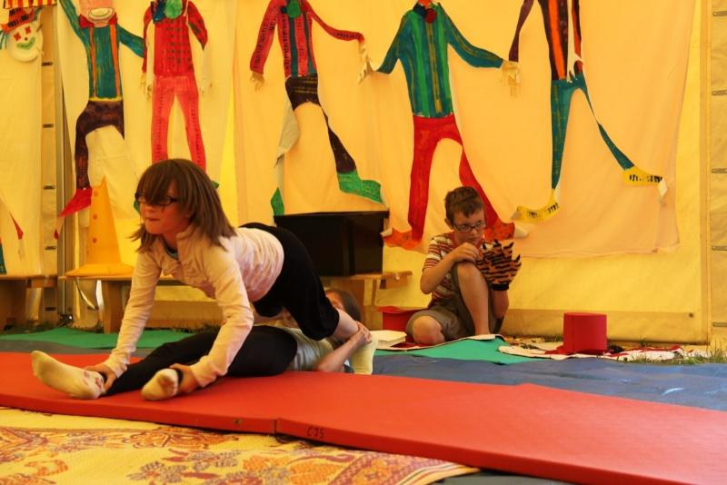 cirque - Le Cirque Du Vignoble à Wangen le samedi 25 juin 2011 à 10h30 28010