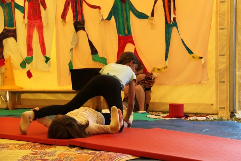 cirque - Le Cirque Du Vignoble à Wangen le samedi 25 juin 2011 à 10h30 28110