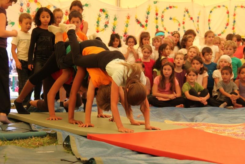 cirque - Le Cirque Du Vignoble à Wangen le samedi 25 juin 2011 à 10h30 28510