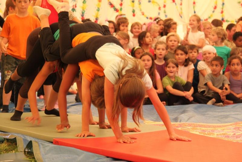cirque - Le Cirque Du Vignoble à Wangen le samedi 25 juin 2011 à 10h30 28610