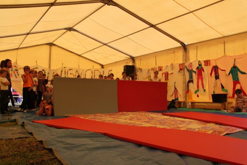 cirque - Le Cirque Du Vignoble à Wangen le samedi 25 juin 2011 à 10h30 29710