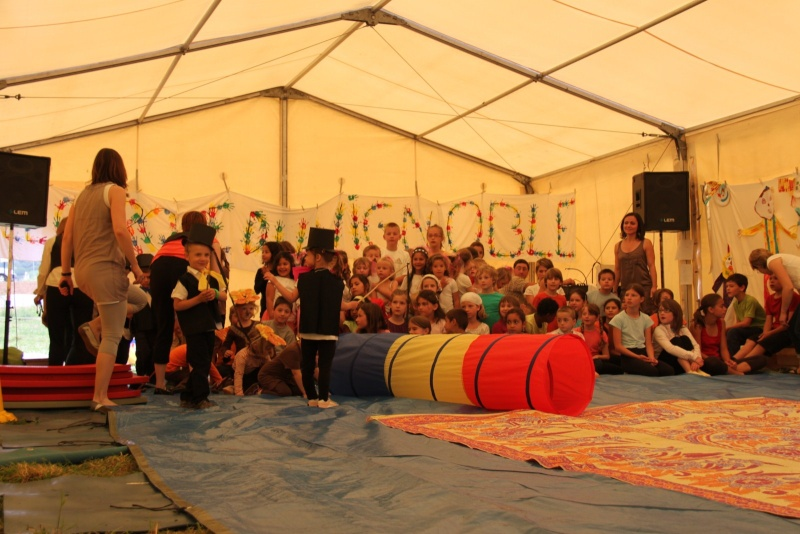 cirque - Le Cirque Du Vignoble à Wangen le samedi 25 juin 2011 à 10h30 31110