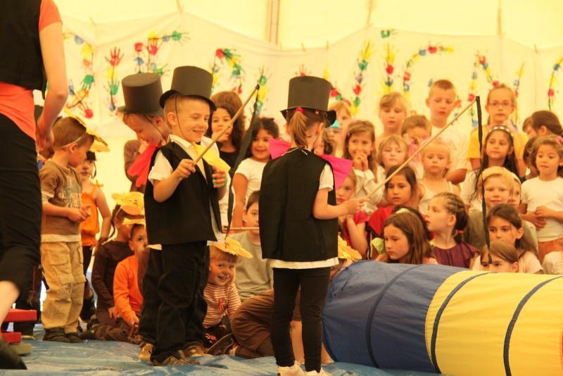 cirque - Le Cirque Du Vignoble à Wangen le samedi 25 juin 2011 à 10h30 31310