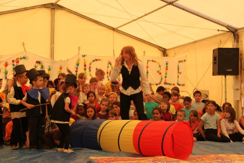 cirque - Le Cirque Du Vignoble à Wangen le samedi 25 juin 2011 à 10h30 31410