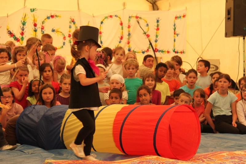 cirque - Le Cirque Du Vignoble à Wangen le samedi 25 juin 2011 à 10h30 31510